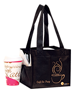 4 cup coffee and drink bag