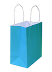 Kraft Bags Midi - Beach Blue
