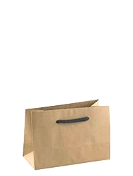 Brown Paper Bags with Handles – MiniGift
