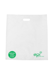 Frosted Degradable EPI - Ex Lg