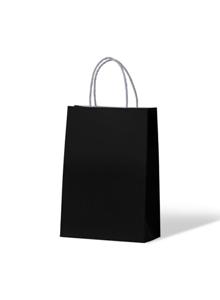 Kraft Bags Junior - Jet Black