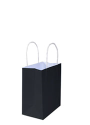 Kraft Bags Toddler - Jet Black
