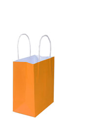 Kraft Bags Toddler - Citrus Orange