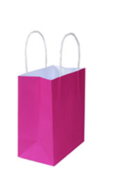 Kraft Bags Junior - Paradise Pink