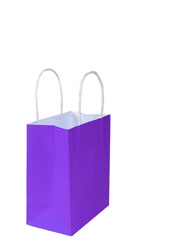 Kraft Bags Toddler - Passion Purple