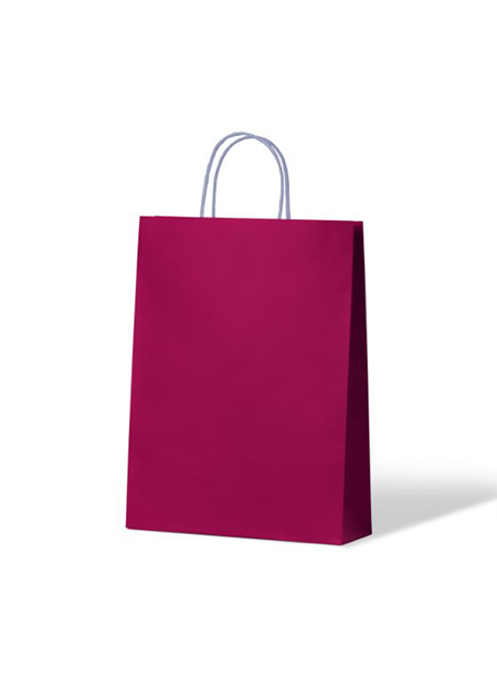 Kraft Bags Small - Paradise Pink