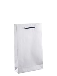 White Paper Bags with Handles – Baby