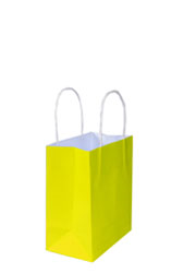 Kraft Bags - Toddler - Sunny Yellow