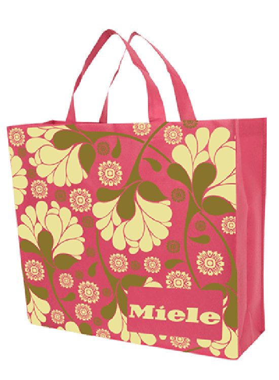 Tote with 14cm gusset