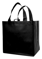 All Purpose Carry Bag - Black (unprinted)