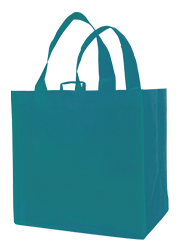 All Purpose Carry Bag - Teal (unprinted)