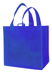 All Purpose Carry Bag - Electric Blue (unprinted)
