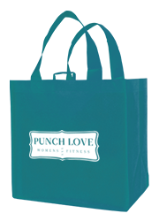 Express Printed Standard All Purpose Carry bag - Teal
