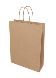 Brown Paper Bags - Small