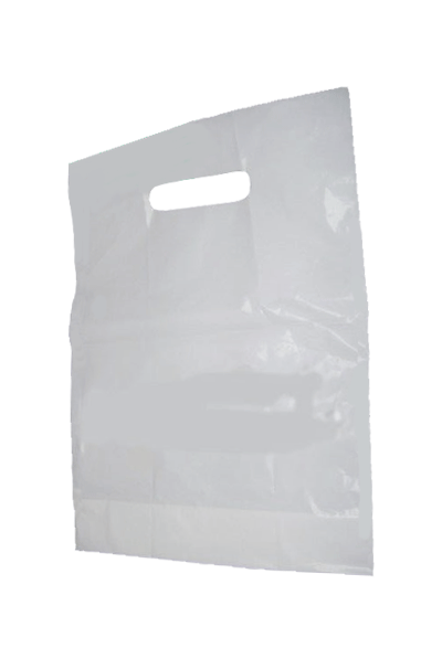 HDPE Large - Bright White