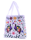 Tote with 12cm bottom gusset