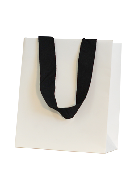 Premium Deluxe Gloss Paper Bags - Small