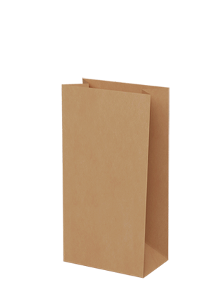 Brown  Kraft Paper - Medium Grocery Bags 500/ctn